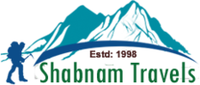 Shabnam Travels Logo