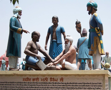 Shaheed Bhai Mani Singh