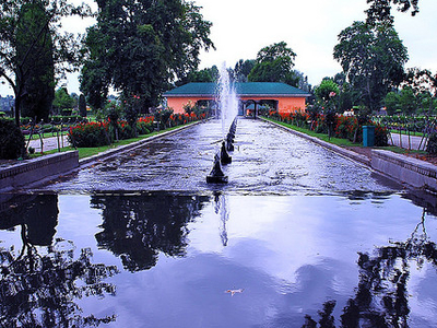 Shalimar Mughal Garden