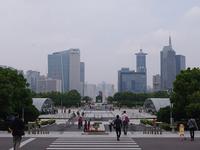 Shanghai Ciencia y Tecnología Museo de la Estación