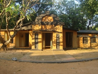 Shantiniketan-West-Bengal