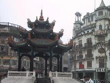 The Historic Quarter Of Shantou