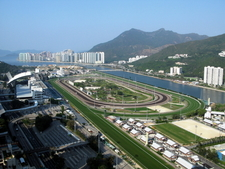 Sha Tin Racecourse Overview 2 0 0 9