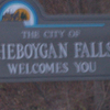 Sheboygan Falls Wisconsin Welcome Sign