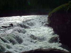 Ovejas Falls