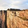 Sheer Cliffs Of Mount Roirama