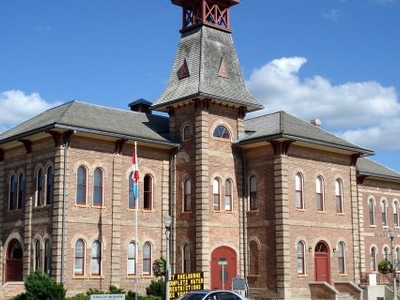 Shelburne  City  Hall