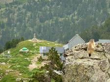 Shelter - Posets-Maladeta Nature Park