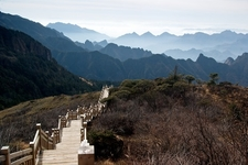 Shennongjia National Nature Reserve In Hubei