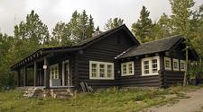 Sherburne Ranger Station Historic District - Glacier - USA
