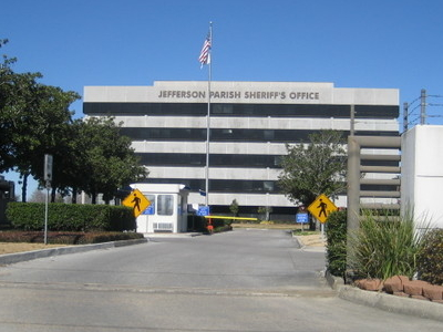 Sheriffs Office Building Harvey