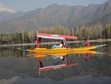 Shikara In Dal Lake - Srinagar