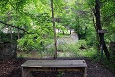 Shikellamy State Park Bench PA