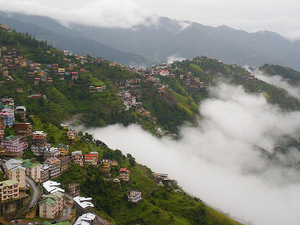 Kalka Shimla Manali Dharamshala Tour