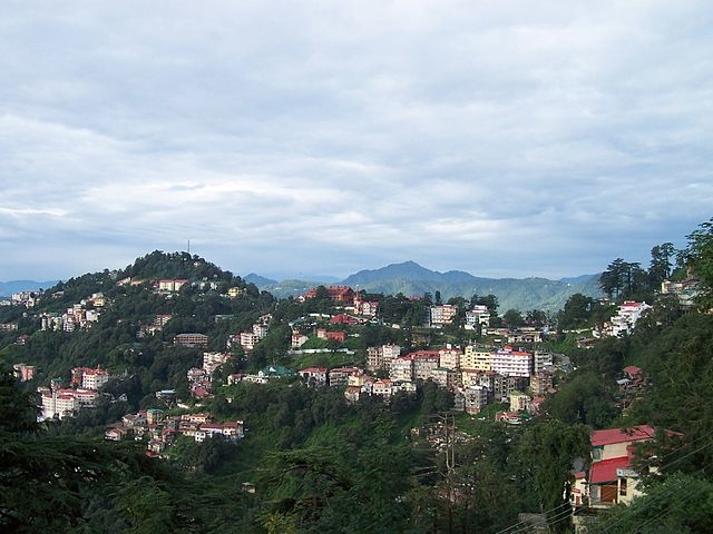 Visit Shimla the famous hill station of North India Photos