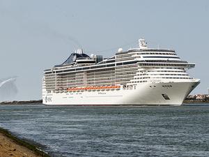 Living the Dream in Splendid Style - Cruise Trip Fotos