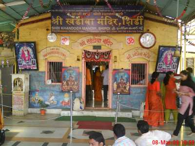 Shirdi-Khandoba Temple