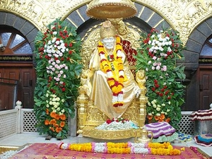 Sai Darshan - Revelando a Graceful Shirdi Sai Baba