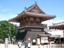 Shitenno Ji Temple North Belfry