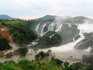 Cataratas Shivanasamudra