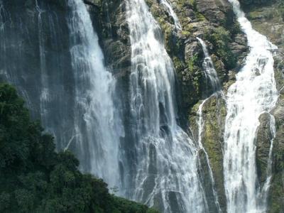 Shivanasamudram Falls In Full Flow