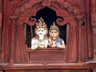 Shiva Parvati Temple - Kathmandu