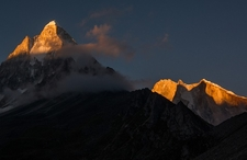 Shivling & Mount Meru UT - Indian Himalayas