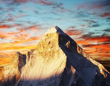 Shivling Peak View - Uttarakhand