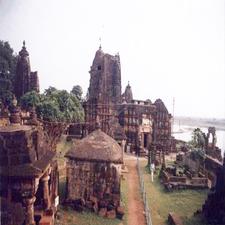 Shiv Temple At Markanda
