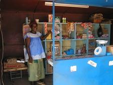 Shop In Burkina Faso