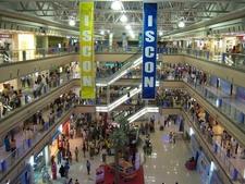 View Of Surat City Market