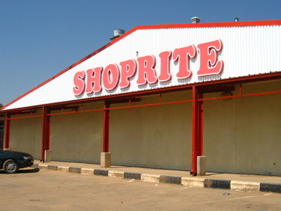 Shoprite In Mansa Zambia