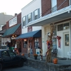 Shops In The Town Square In Woodbury Tennessee