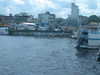 Shore And Boats In  Manaus  2 C  Brazil