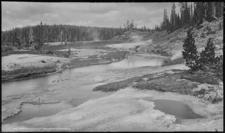 Shoshone Geyser Basin - Yellowstone - Wyoming - USA