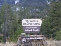 Three Mile Campground