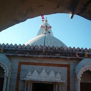 Shri Keshavraiji Temple Door