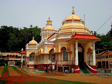 Shri Mangeshi Temple - Goa