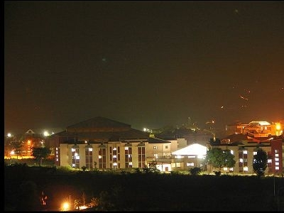 Shri Mata Vaishno Devi University Night