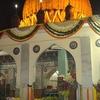 Shrine At Night