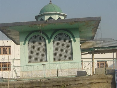 Shrine Of Sayed Hussain Khwarzmi