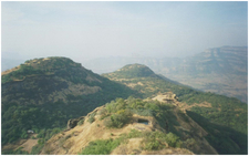 Shrivardhan Mountain Side