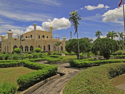 Siak Indrapura Palace