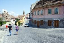 Sibiu City By-Lane - Transylvania