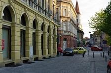 Sibiu Downtown - Street View