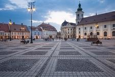 Sibiu Great Square - Transylvania