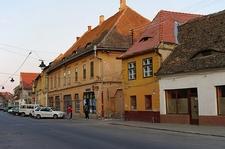 Sibiu Street View - Transylvania