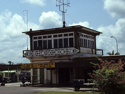 Sibu Airport Control Tower