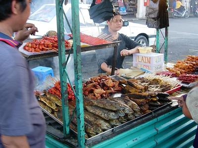 Sibu Night Market - Sibu