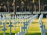 Sicilia-Roma Cementerio y Memorial Americano
